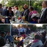 Birthday celebration with the Karczemki club